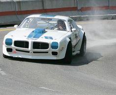 Roger Bolliger's Pontiac 1971 Trans Am Racer