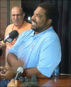 Jonathan Ogden becomes the first-ever Ravens player to be enshrined into the Pro Football Hall of Fame as thousands of Ravens fans will be on-hand in Canton, Ohio, to witness JO's ascension to football immortality. See video and photos and hear audio as WBAL's Scott Wykoff reports from Canton.