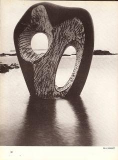 Barbara Hepworth - Her museum is in St. Ives