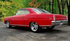 1967 Chevy II Nova Maintenance/restoration of old/vintage vehicles: the material for new cogs/casters/gears/pads could be cast polyamide which I (Cast polyamide) can produce. My contact: tatjana.alic14@gmail.com