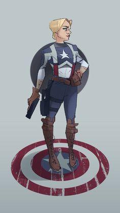 Female Cap. Why not?! - Ignacio Hinojosa