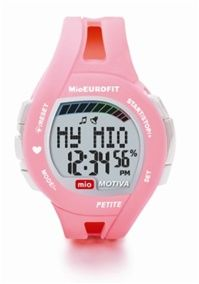 Heart rate monitor I just got! 10% of sales go to Breast Cancer research!  Love this! www.EBeauty.com
