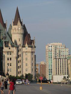 Chateau Laurier, Ottawa, Ontario