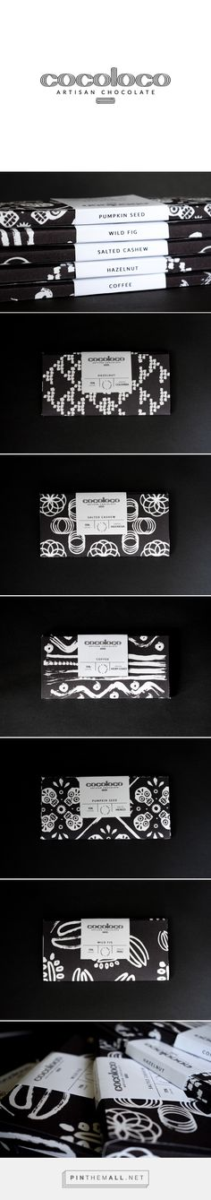 Cocoloco Artisan Chocolate Packaging by Adam Nagy   Fivestar Branding Agency – Design and Branding Agency & Curated Inspiration Gallery #packagingdesign #packaging #packages #packagedesign #design #designinspiration #branding