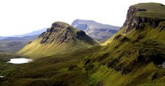 The Isle of Skye in Scotland - 16 Places You'll Find it Hard to Believe Are In The United Kingdom Places To Visit Uk, England And Scotland, Skye Scotland, Island Tour, Scotland Travel, British Isles, Great Britain, The Great Outdoors, United Kingdom
