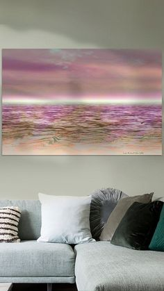Waves, Illustration, Outdoor, Pictures, Digital Art, Photo Wallpaper, Wall Prints, Outdoors, Illustrations