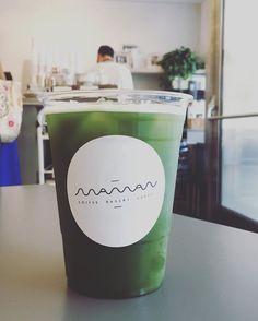 Cooling Down | Matcha Iced Tea  #matcha #icedtea #drink #instyle #food…