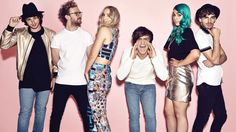 Just won tickets to see SHEPPARD live in studio at KROQ this Thursday Feb 19th, 2015!!! SO EXCITED!!!