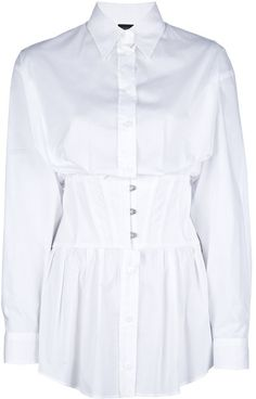 jean paul gaultier Long Sleeve Shirt - Lyst