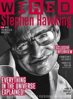 Wired: Was Madonna mit ihrem Interview gelang, schafft in dieser Woche auch Stephan Hawking. Sein großes Gespräch mit der englischen Wired ging – zumindest durch die Wissenschaftsteile – der Weltpresse.