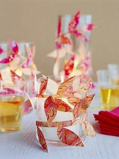Valentine Crafts: Easy Paper Craft Ideas on a Budget!! More Home Decor Ideas : http://yourhomedecorideas.blogspot.com