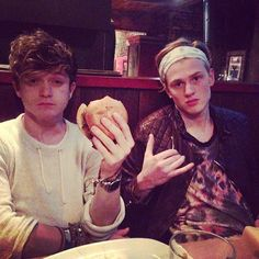 Connor and Tristan