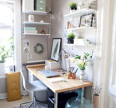 40 of The Coolest Home Offices for Creatives! Prepare to drool!