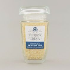 Hierbas De Ibiza Hierbas De Ibiza - Luxury Bath Salts : The fragrance builds upon traditional citrus notes with a herbacious middle to create a unique accord that will be familiar to anyone who has ever walked in the hills of Ibiza during high summer Ibiza, Body Cleanser, Body Products, Beauty Products, Luxury Bath, Bath Salts, Bath And Body, Cleansers, Fragrance