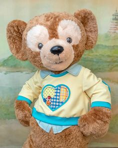 Duffy The Disney Bear, Pics For Dp, Happy Friends, Disney Theme, Kawaii Wallpaper, Disney Stuff, Teddy Bears, Costumes, Toys