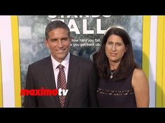 Jim Caviezel | When the Game Stands Tall | World Premiere - YouTube