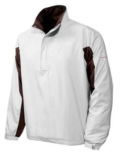 sunderland Golf Windwear Long Sleeve Concrete/Musk Sunderlands new WINDWEAR collection represents a breakthrough in technical performance combined with stylish design.amp