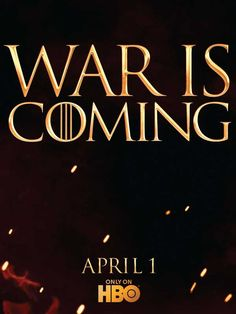 New Poster for Season 2 of #GameofThrones