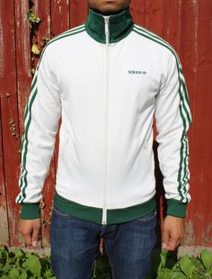 Adidas 80's track top