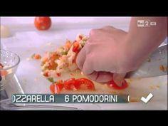 Giorgia di Sabatino cucina la pizza rustica con Claudio Batta 07/02/2014 - YouTube