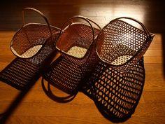 bamboo basket by Tamotsu Nishimoto