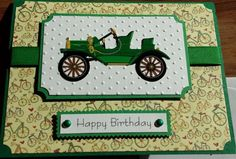 Happy Birthday by Esther by Dinito - Cards and Paper Crafts at Splitcoaststampers