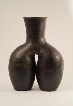 Female shape pot
