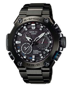 G-Shock MR-G MRGG1000B-1A getting U.S. release soon