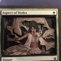 Magic Life Counter  Aspect of the Hydra by TheSpinkyKitten on Etsy, $15.00
