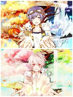 Anime Chibi, Anime Art, Ichimatsu, Anime People, Tsundere, Cute Anime Guys, Cardcaptor Sakura, Kawaii Art, Mystic Messenger