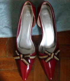 red shoesGive me red shoes anyday!