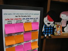 210 Teen Library Displays