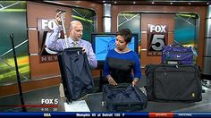 FOX 5 DC 2015 International Travel Goods show selection