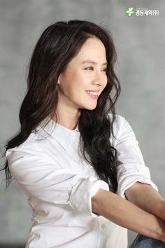 Song Ji Hyo for Kyung Dong Pharmaceutical