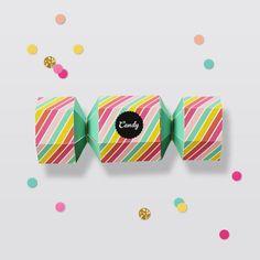 candy box printable