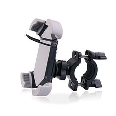 Bike Holder,BUDGET & GOOD Universal Bike/Bicycle Phone Holder,Cell Phone Mountain&Road Bicycle Handlebar Cradle Mount for iPhone SE 6s 6s Plus 5S Samsung Galaxy S7and other Smartphones * You can find more details by visiting the image link.