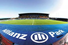 Sponsorship - Allianz Park - Saracens rugby