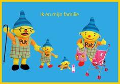 Ik en mijn familie - boeken/versjes de familie van puk Bart Simpson, Cool Kids, Teaching, School, Children, Creative, Projects, Fun, Baby