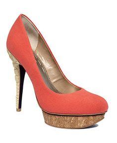 RACHEL Rachel Roy Shoes, Keedan2 Platform Pumps - Pumps - Shoes - Macy's