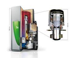 Pellematic Smart_e: power-generating heating pellets | ÖkoFEN pellet heating
