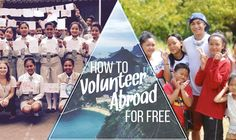 Discover how to volunteer abroad for free with tips from International Volunteer HQ and IVHQ volunteers.
