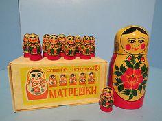 VINTAGE-RUSSIAN-SEMENOV-MAIDENS-COUNTING-SET-ORIGINAL-BOX-USSR-1924-1991