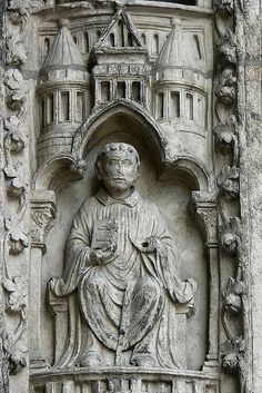 Confessors, Chartres Cathedral