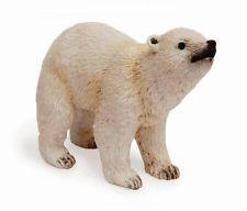 Miniature Fairy Garden Baby Polar Bear - Buy Three Save $5.00