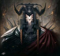 Demon Knight 3 by mlappas on DeviantArt