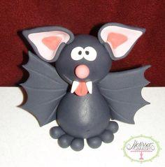 Bat Halloween Fondant