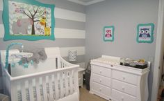 Gender Neutral Nursery Inspiration | BabyZone