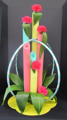 Standard Flower Show Designs | Flower Show Competition