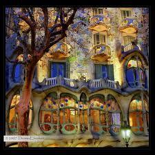 Barcelona, Spain...i will go.