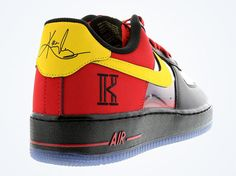kyrie irving gets own air force 1 low release date 01 Nike Air Force 1 Low Kyrie Irving   Release Date